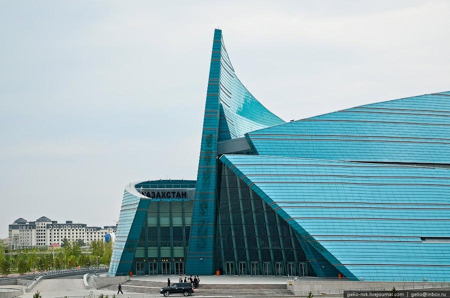 """Концертный зал """"Казахстан"""""""