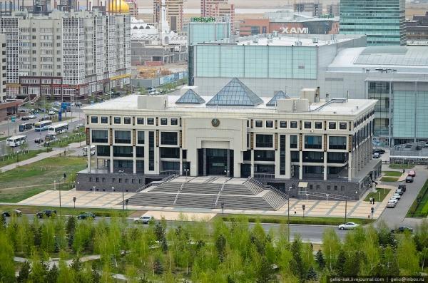 Национальная библиотека Республики Казахстан