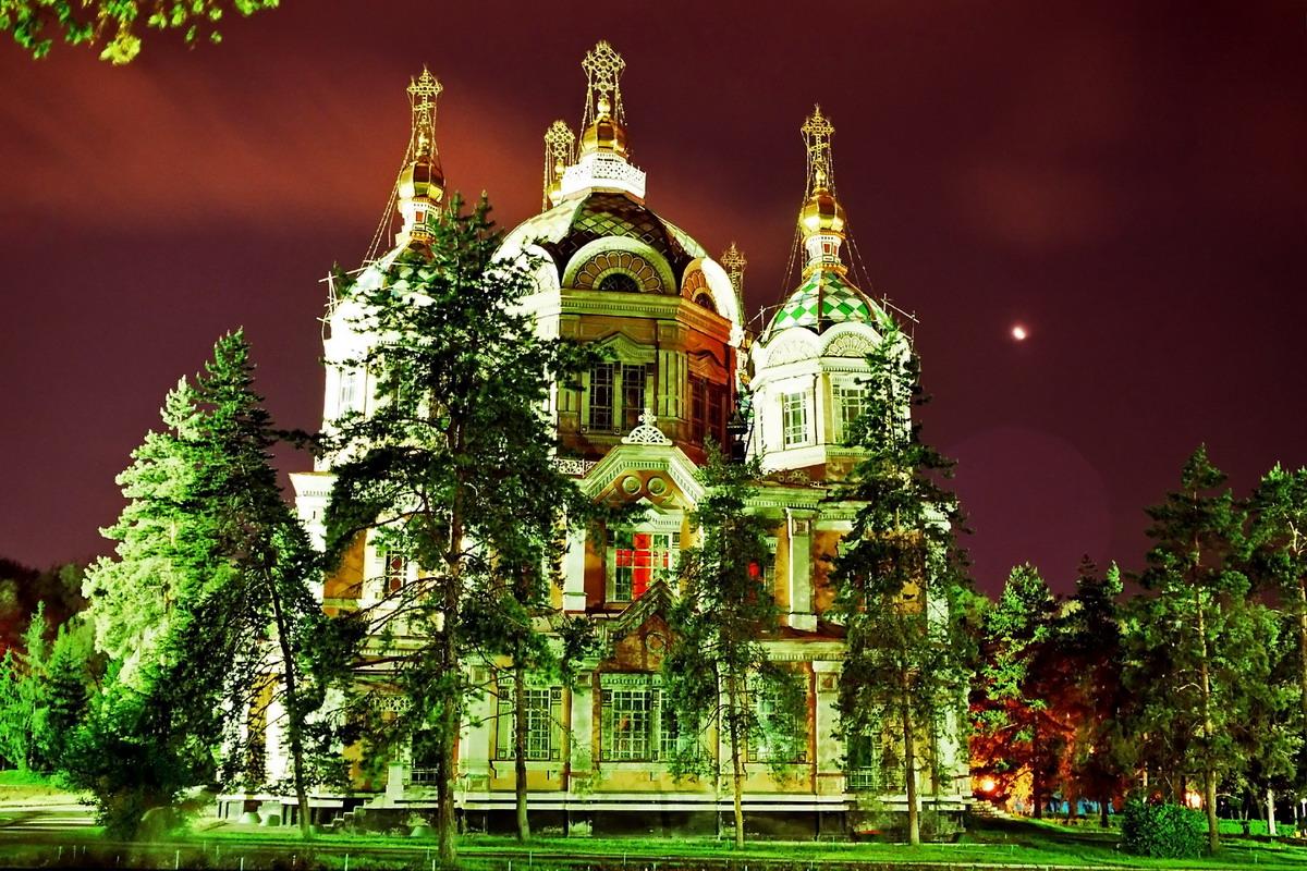 Свято-Вознесенский Православный Собор