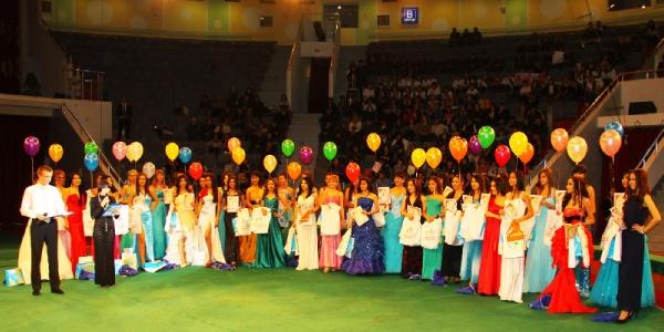 Финал Мисс Студенчество года 2011