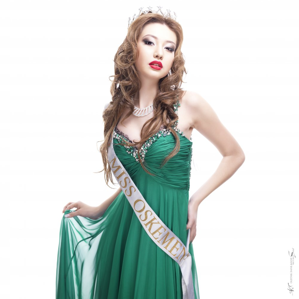 Сабина Оразбаева, Мисс Усть-Каменогорск