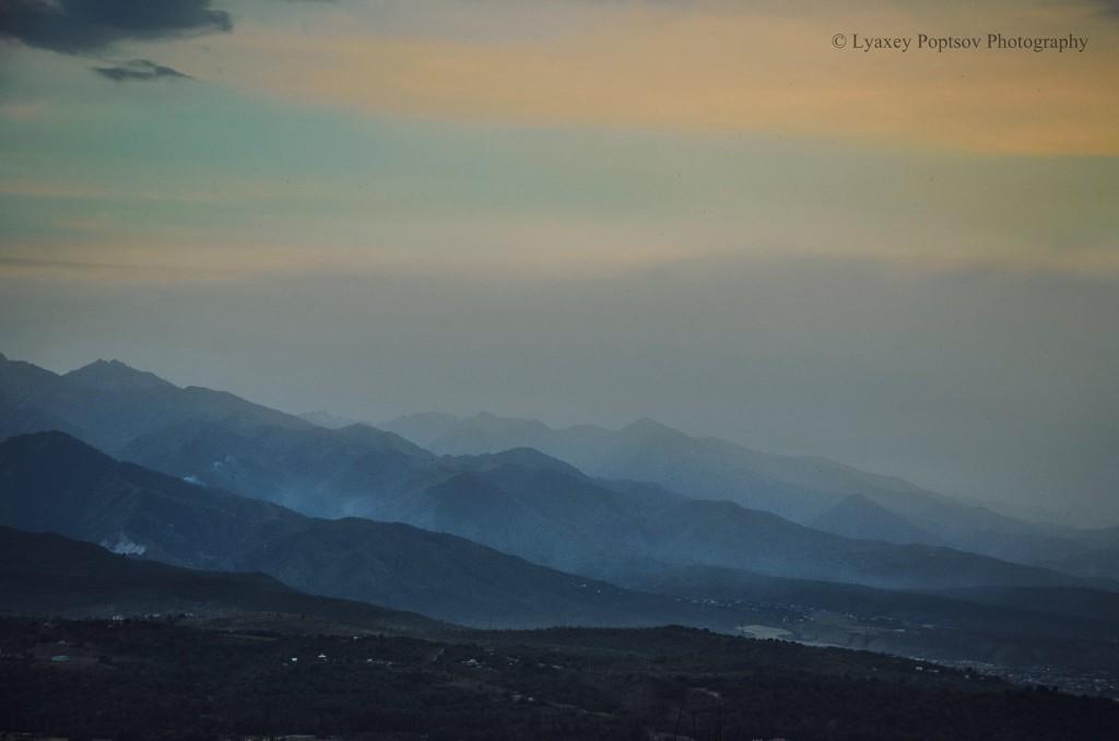 Алматинские горы