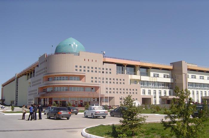 Университет в Туркестане