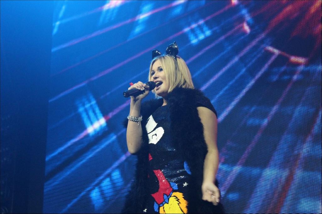 Певица Анастасия Кочеткова