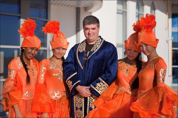 Сергей Доля в Астрахани