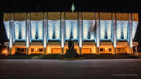 Казахский государственный академический театр драмы им. М.Ауэзова