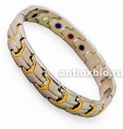 мужской золотой браслет