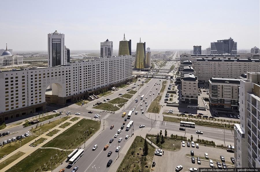 Улица Орынбор