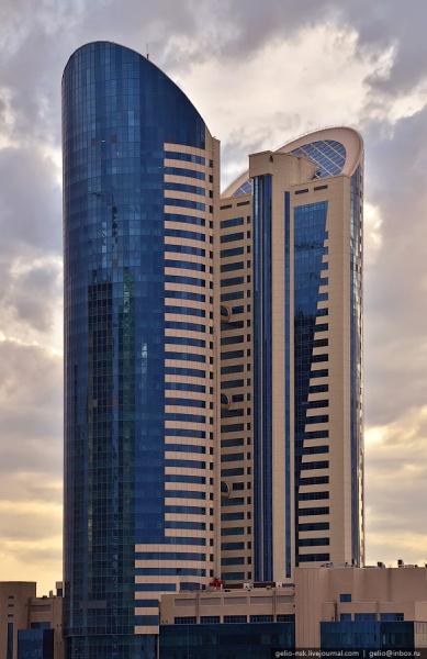 Самое высокое здание Астаны