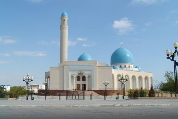 Мечеть, г. Актау