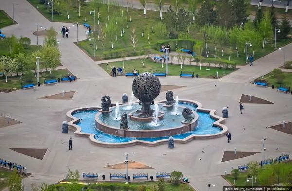Монумент Астане