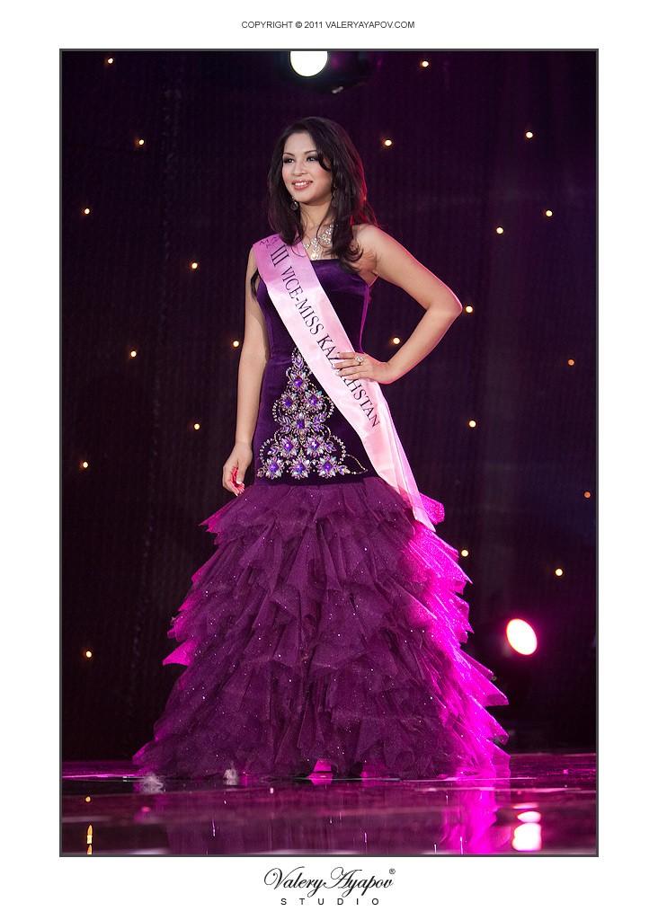 III Вице-Мисс Казахстан 2011 — Асем Мамаева