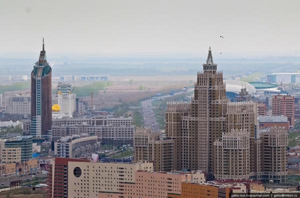 Современная Астана