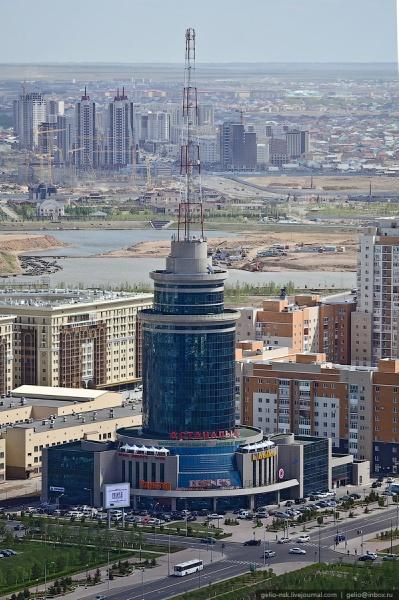 """Бизнес-центр """"Астаналык"""""""