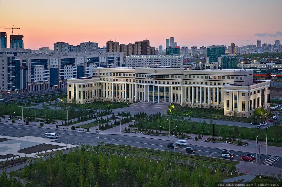 Министерство иностранных дел Республики Казахстан