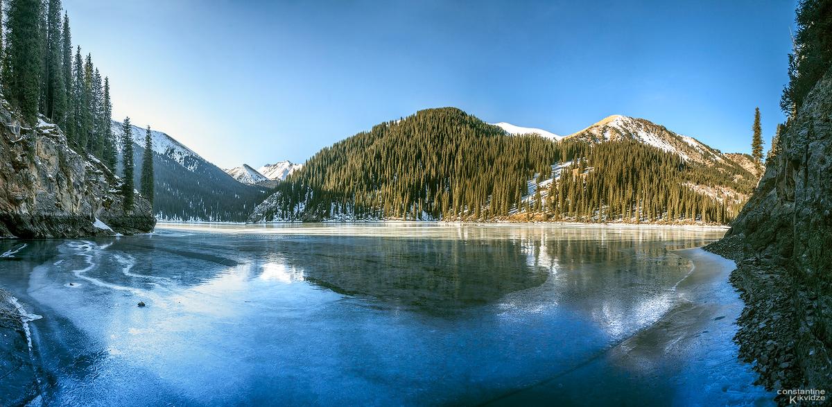 Озеро Кольсай