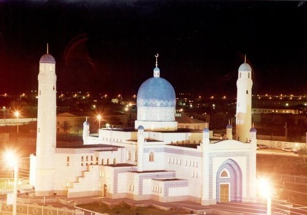 Мечеть в Атырау