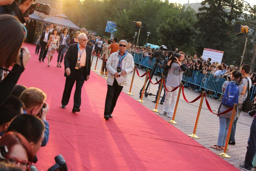 """Открытие кинофестиваля """"Евразия"""""""
