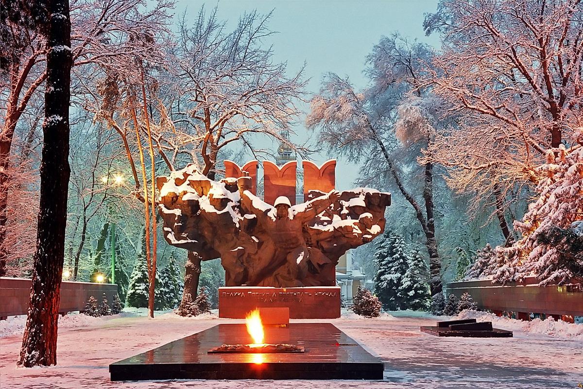Парк им. 28-ми Панфиловцев