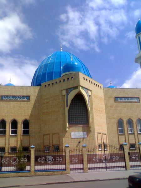 Центральная мечеть, г. Петропавловск