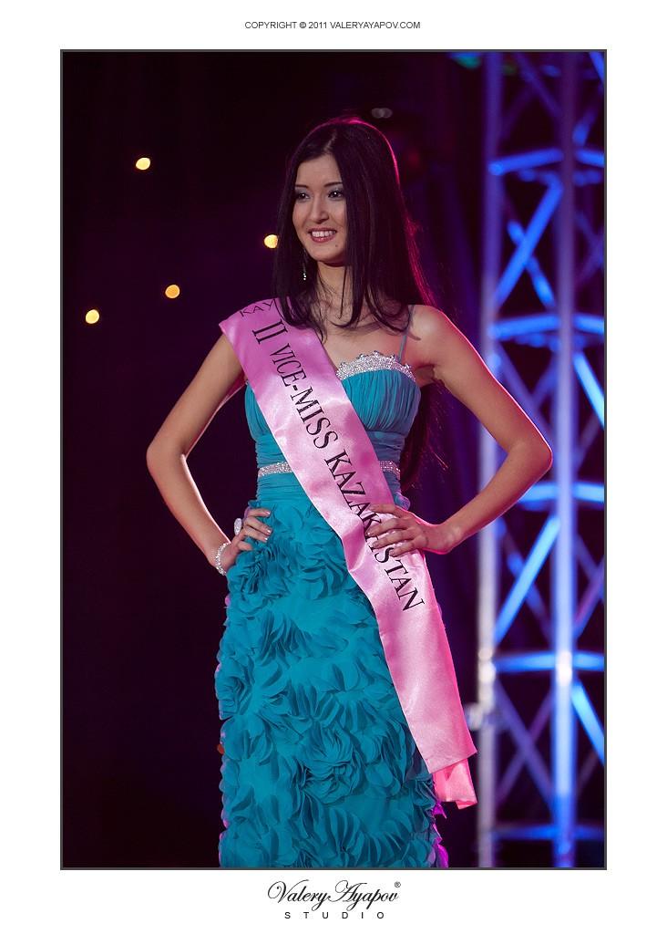 II Вице-мисс Казахстан 2011 —  Арна Абдрахмани