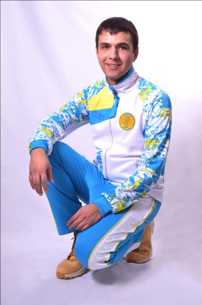 Олимпийская форма сборной Казахстана