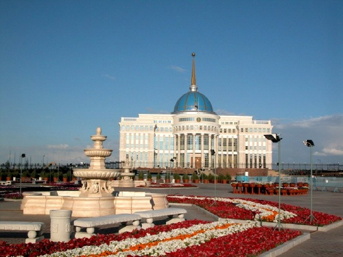 Дворец Президента - Акорда