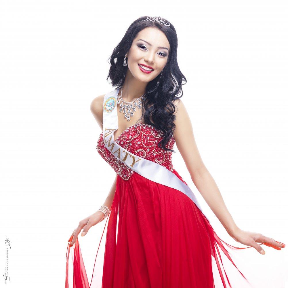 Айдай Исаева, Мисс Казахстан 2013, II вице-мисс Алматы-2013