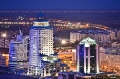"БЦ ""Евроцентр"", ""Пекин Палас Soluxe Hotel Astana (Beijing Palace)"" и БЦ ""Ансар"""